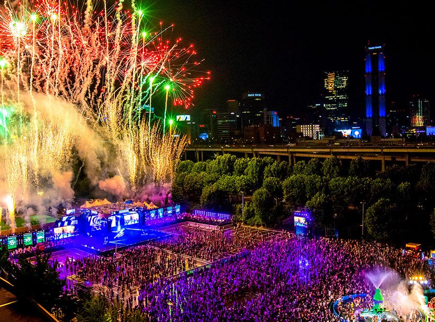 여름 뮤직 페스티벌 '워터밤 2019', 전국 6개 도시 개최 및 화려한 라인업 발표 시작